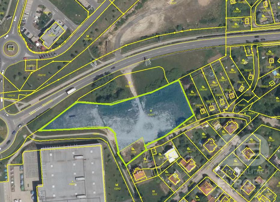 Prodej pozemek pro komerční výstavbu, Liberec - 5.129 m2