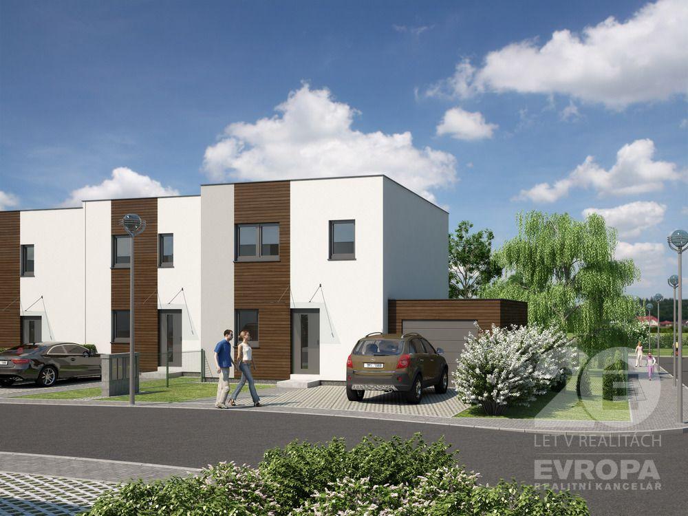 Prodej rodinného domu 69 m2, pozemek 173 m2 V Cihelně, Zbůch