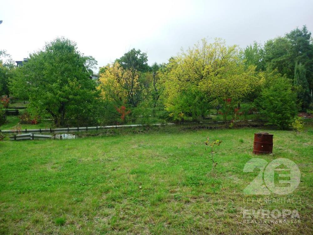 Prodej zahrady 542 m2