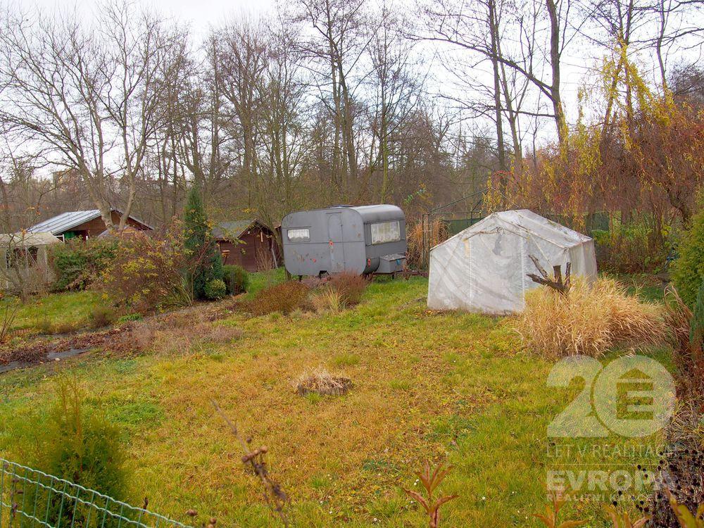 Prodej zahrady o velikosti 433 m2