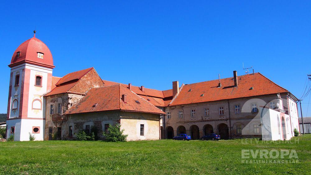 Prodej  pozemku 17006 m2, Osek u Rokycan.