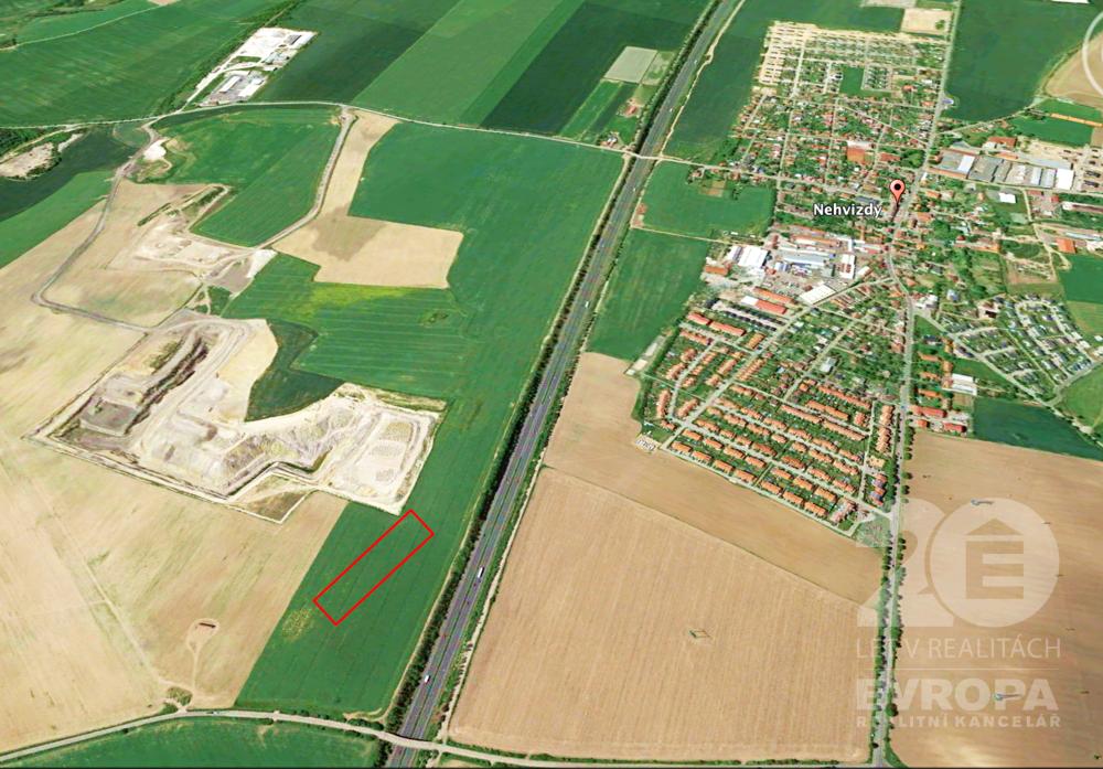 Prodej pozemku 6.165 m2