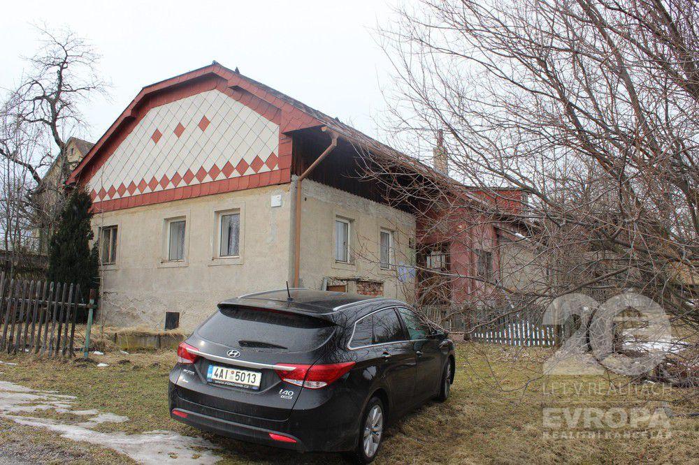 Prodej domu v obci Lhota nad Rohanovem