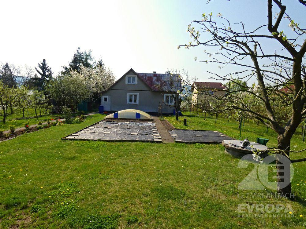 Prodej rekreačního domku Dobřichovice u Prahy 4+1, 78 m2