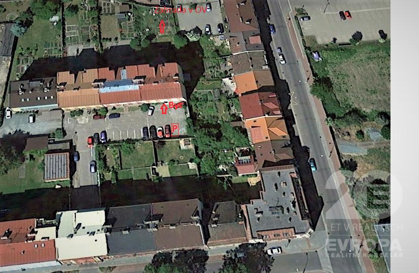 Jedinečná nabídka bytu se zahradou v centru Pardubic