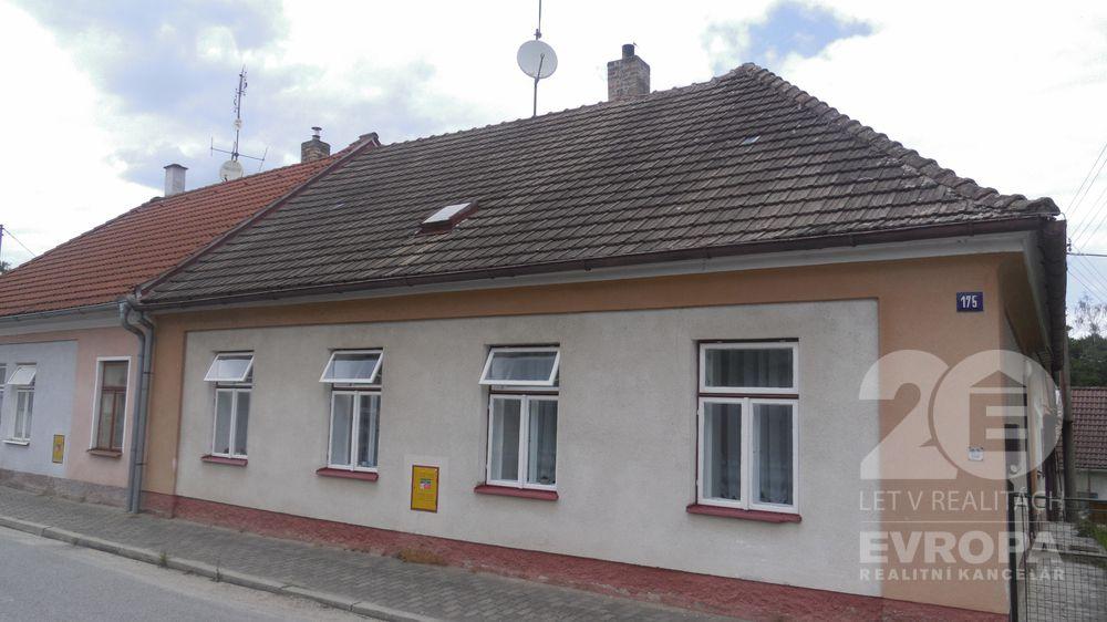 Prodej rodinného domku ve Stráži nad Nežárkou