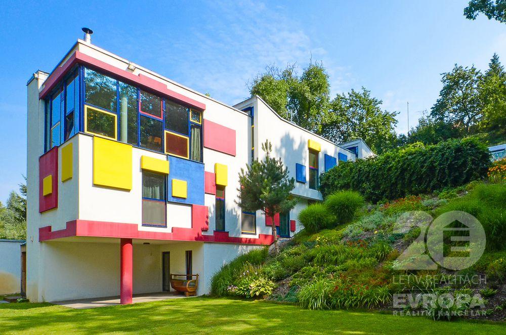 Luxusní dům 7kk , 577m2, v přírodním parku, vn.