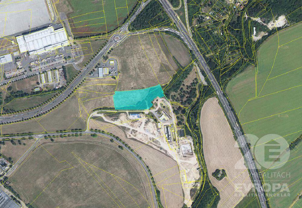 Prodej komerčního pozemku 13.580 m2, Praha -