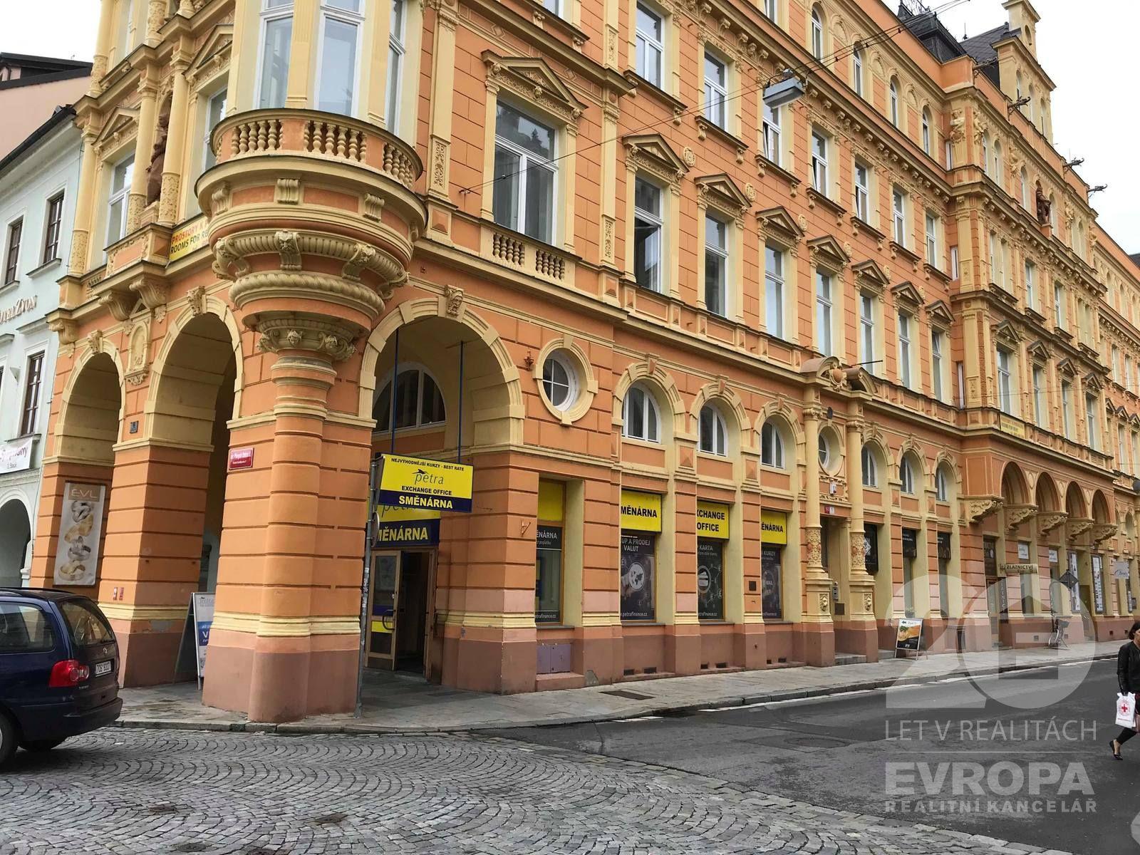 Kancelář na pronájem, České Budějovice
