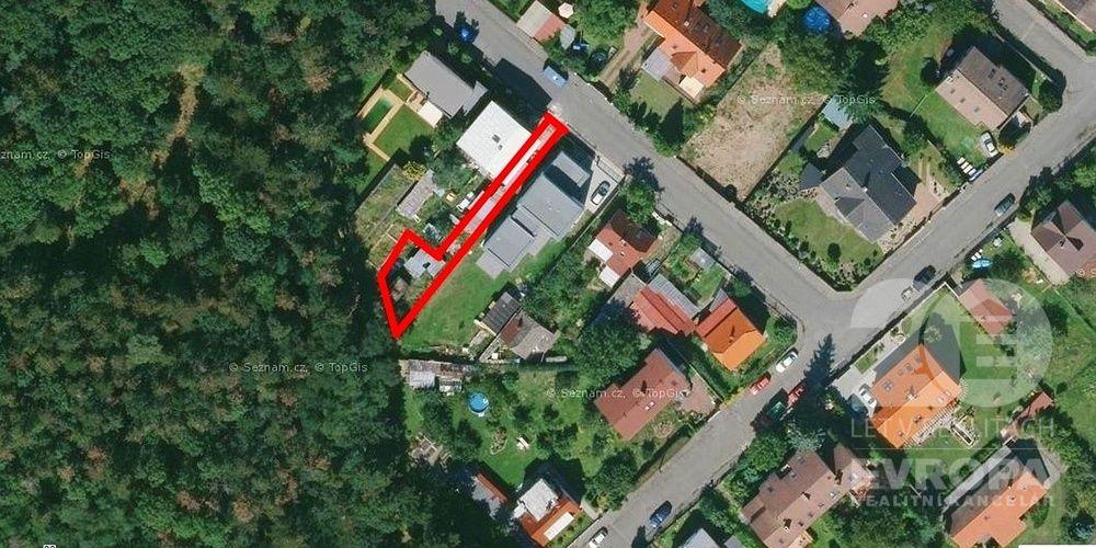 Pozemek pro bydlení na prodej, Praha 4 (Modřany)