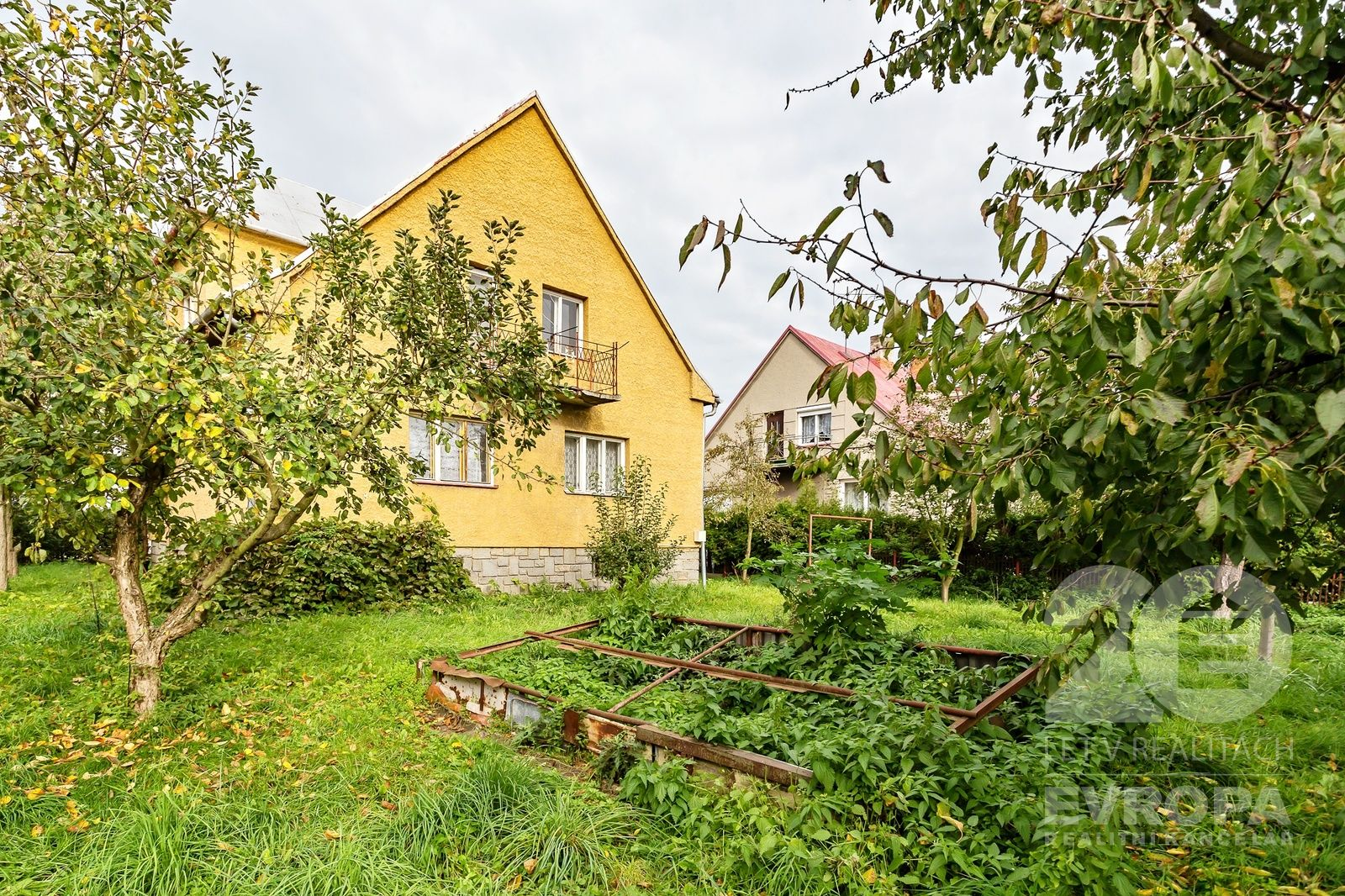 Prodej podsklepeného RD 6+1, 148,6 m2, s pozemkem 897 m2, Studénka, ul. Panská