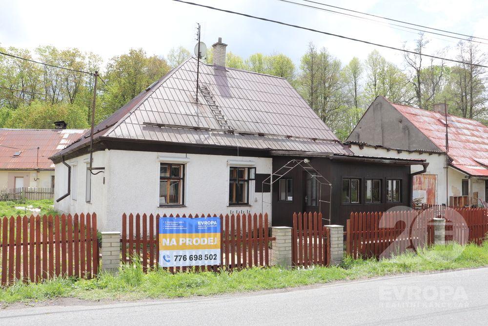 Chalupa na prodej, Moravský Beroun (Sedm Dvorů)