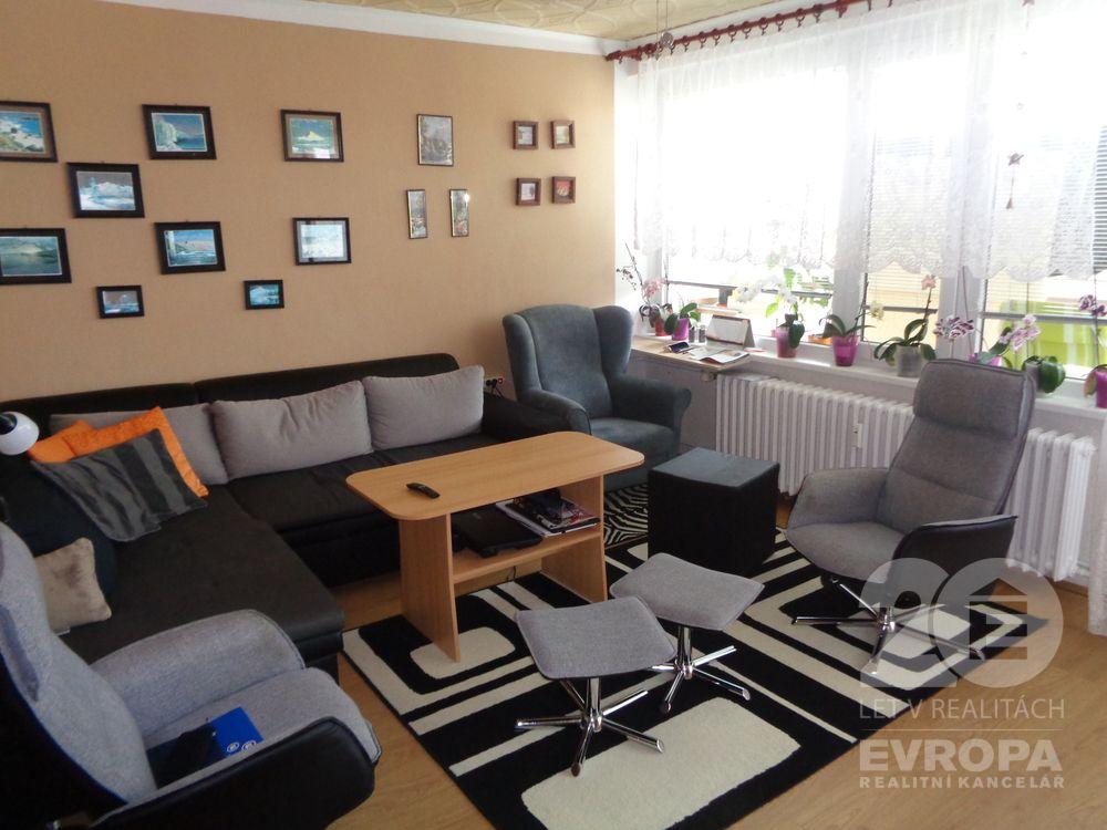 Prodej byt 3+1 73 m2 Nový Jičín