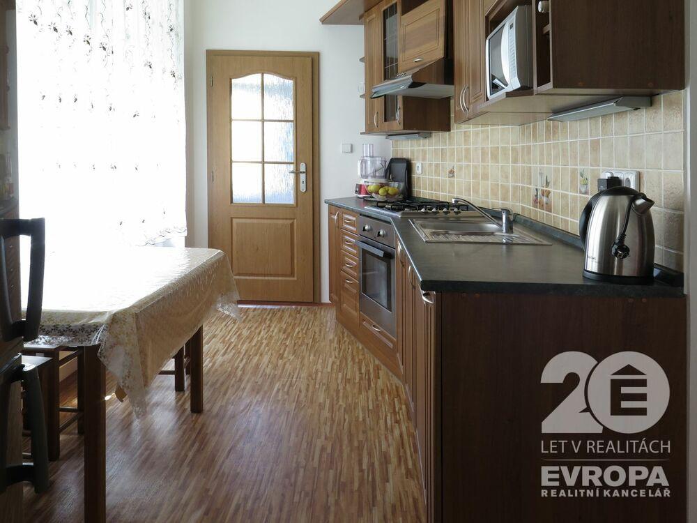 Pronájem bytu 1+1, 36 m2 v centru Liberce