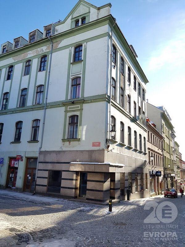 Pronájem obchodních prostor 190 m2, Liberec,