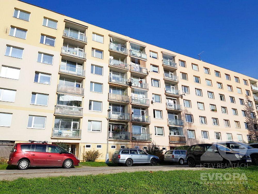 Prodej bytu 3+1 + lodžie, Liberec, ulice Třešňová