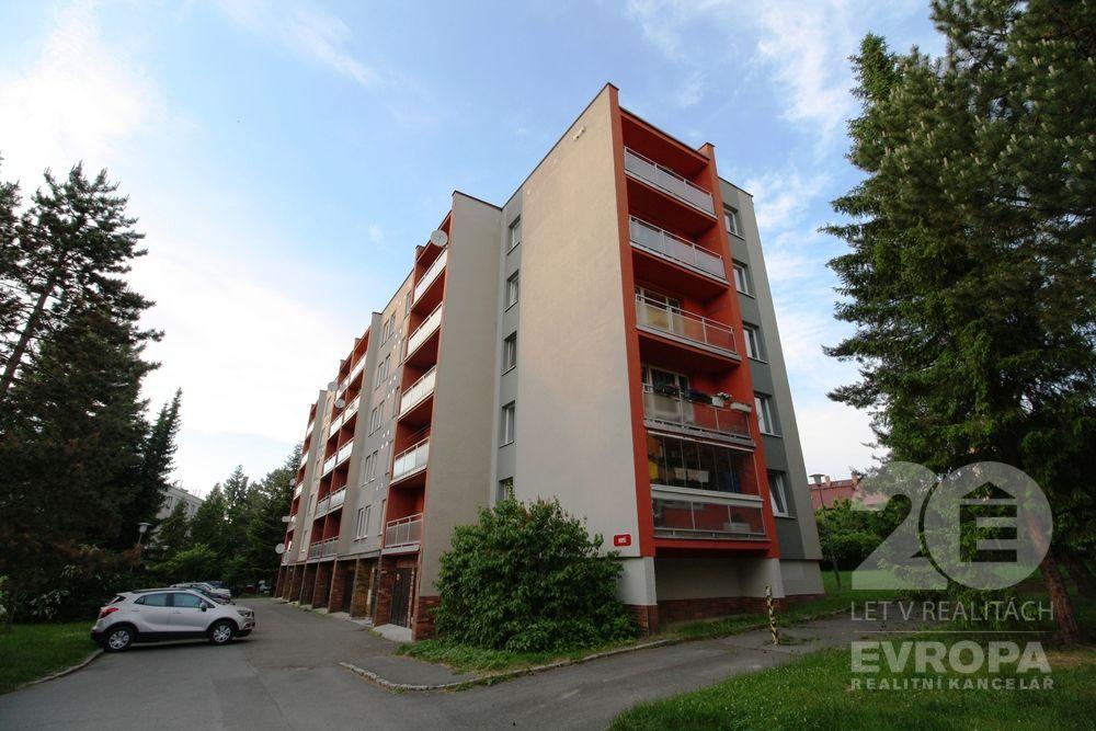 Prodej bytu 1+1, 37 m2, ulice Motýlí, Plzeň -