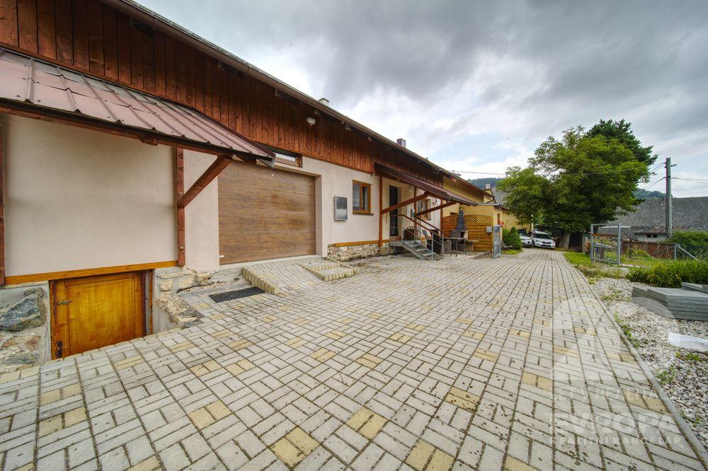 Prodej chalupy 140m2, pozemek 1.454m2, obec Loučim