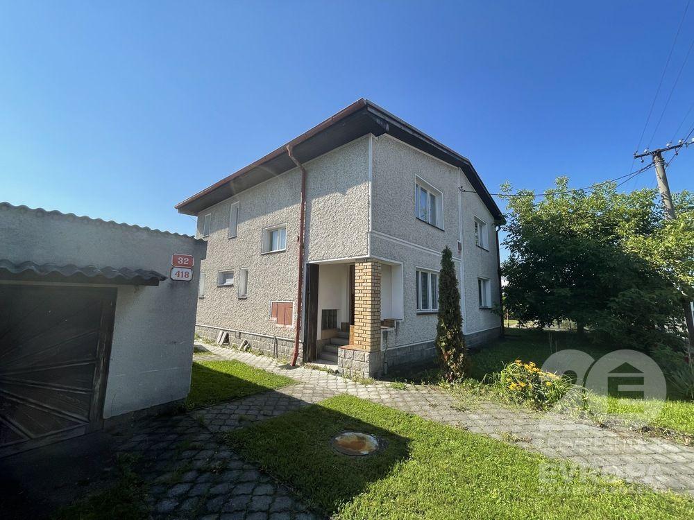 Prodej hezkého domu na pozemku o velikosti 985 m2