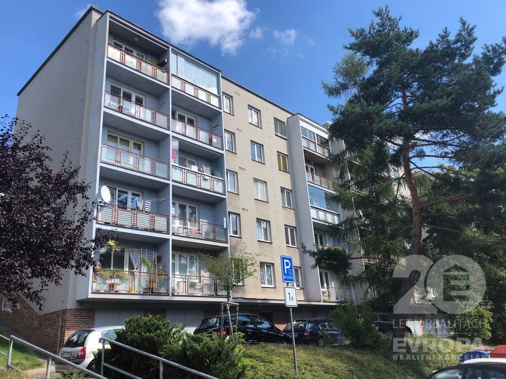 Prodej bytu 2+1, 48m2, 3.NP, ulice Pod Záhorském